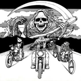 Speedwolf - Ride with Death