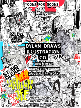 Dylan Draws Illustration Co.