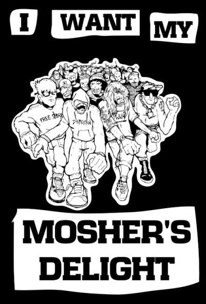 Mosher's Delight ad