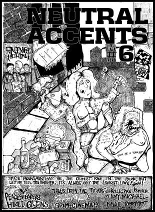 Neutral Accents Fanzine
