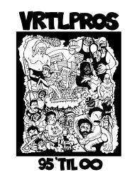 VRTLPROS 95 to ∞ shirt